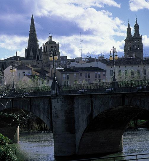 Puente Logroño