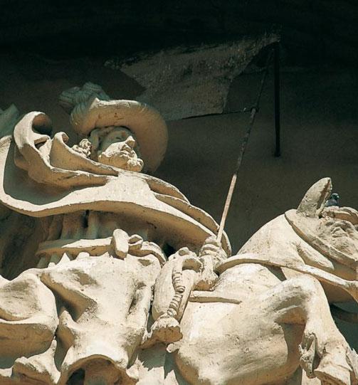 Escultura en Logroño